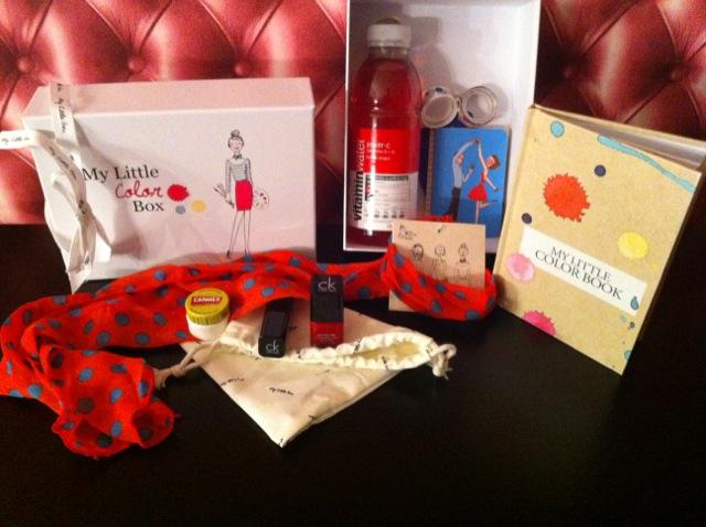 my little box d 39 octobre ce que j 39 ai aim ou pas princesse acidul e. Black Bedroom Furniture Sets. Home Design Ideas