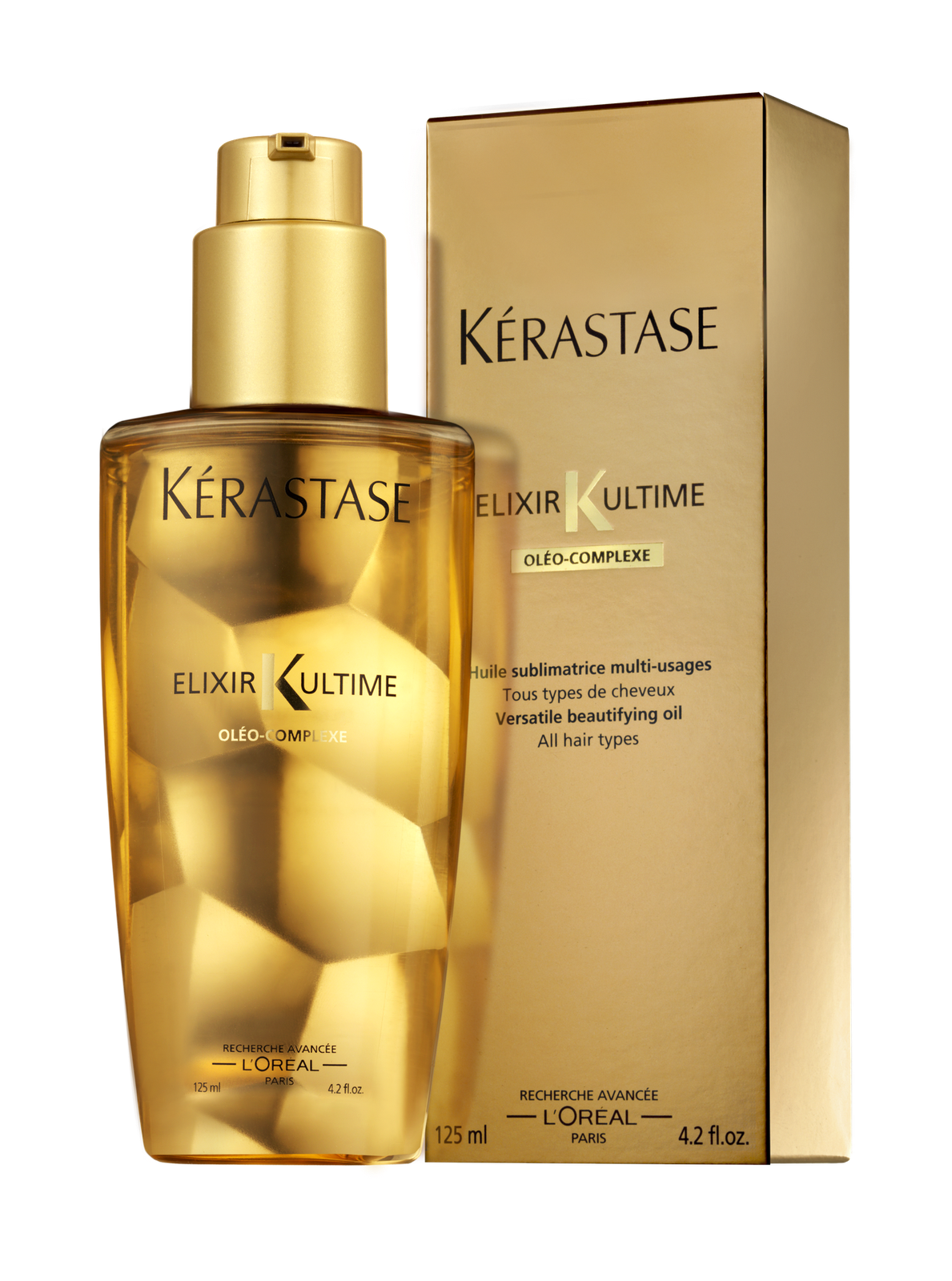 beauty test la gamme elixir ultime de kerastase princesse acidul e. Black Bedroom Furniture Sets. Home Design Ideas